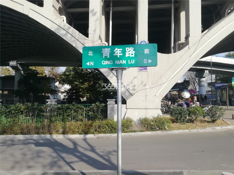 中冶盛世滨江实景图