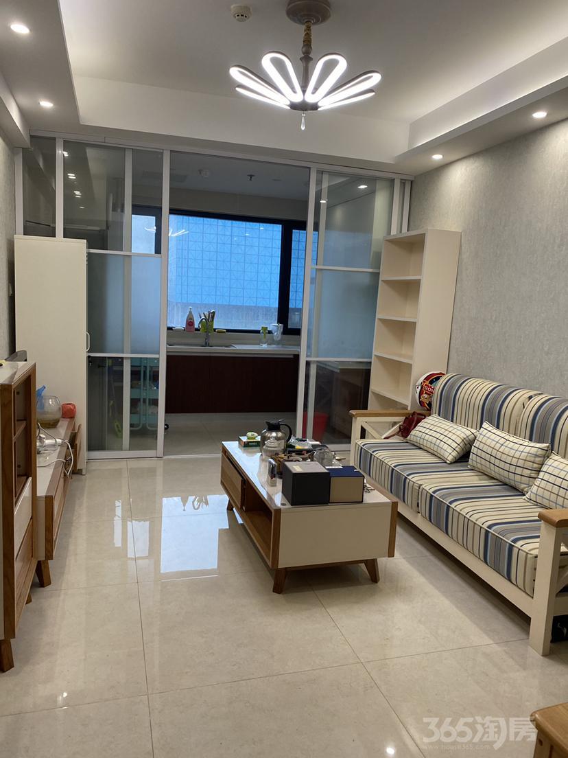 深业滨江半岛1室1厅1卫60平米环保精装整租
