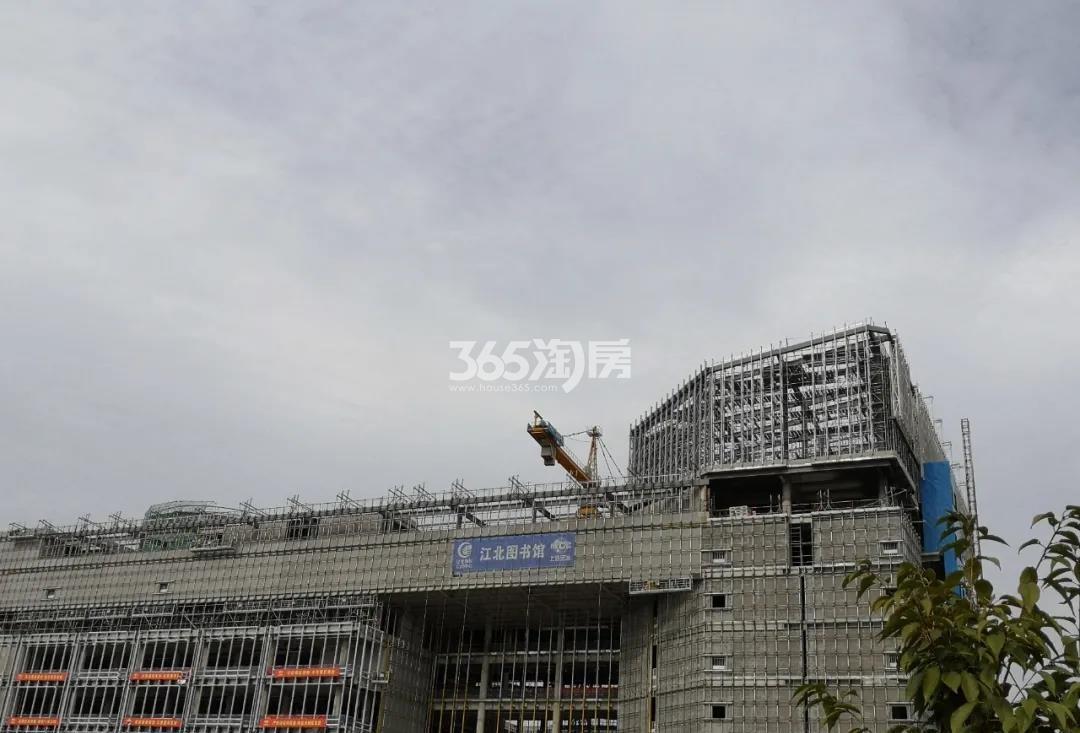 融侨誉江周边配套—江北图书馆(10.27)
