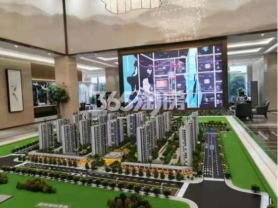 花语熙岸府实景图