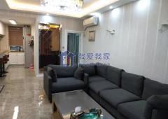 奥体 金马郦城 正规单室套 带南阳台 南北通透 致远