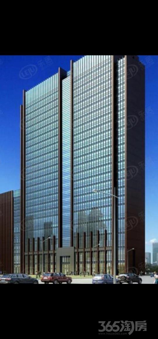 越洋国际商务中心106平米整租简装