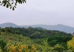 桃李春风精装合院别墅视野开阔山景房景观十分优美