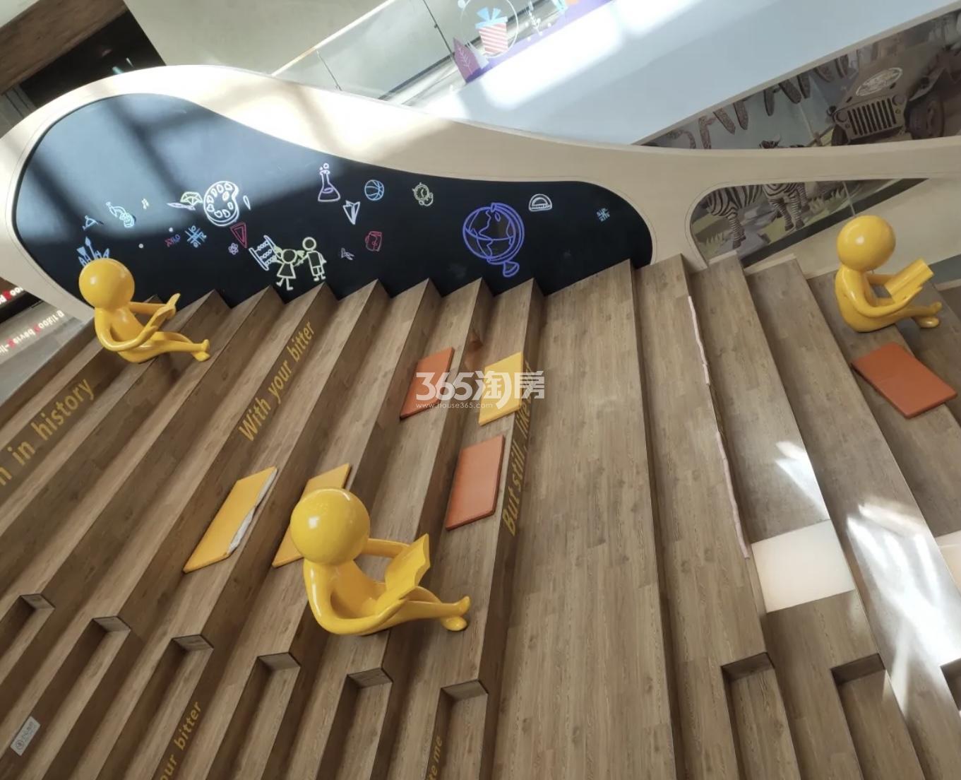 栖霞鲁能公馆周边商业配套——新尧金地广场(1.17)