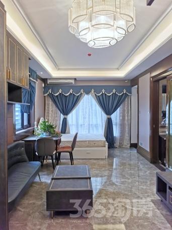 恒大滨江1室0厅0卫51.00平米整租豪华装
