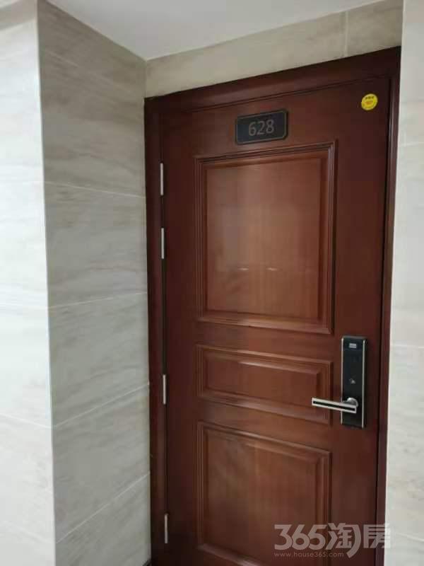 中海桃园里铂公馆53平米整租毛坯公寓