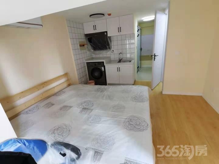 星悦城1室1厅1卫35平米整租精装