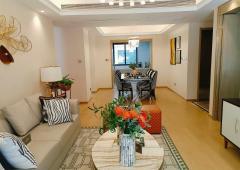江北新区老山脚下精装洋房带院子高品质住宅尊享庭院空间