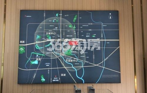 伟星长江赋交通图