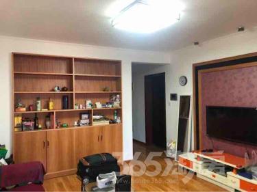 朗诗绿色街区2室1厅1卫88.85平米整租精装