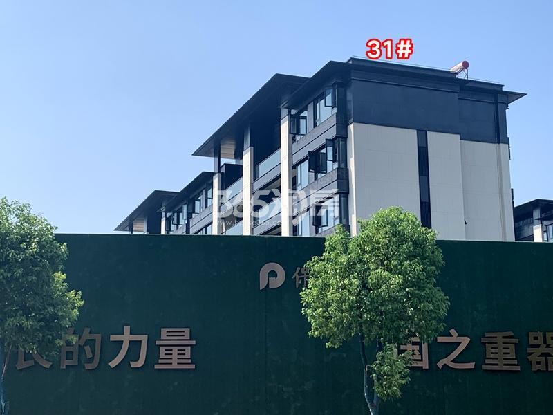 太湖如院31#楼低密度多层工程实景(2020.8.30摄)