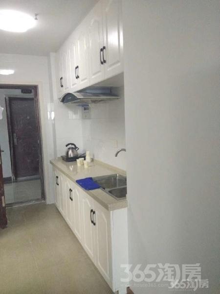 滁州世贸大厦1室1厅1卫63.00平米整租精装