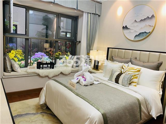 龙江恒大文化旅游城样板图