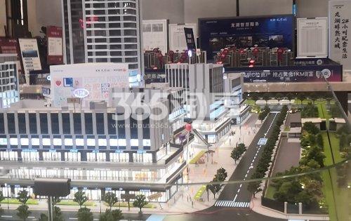 龙湖龙誉城实景图