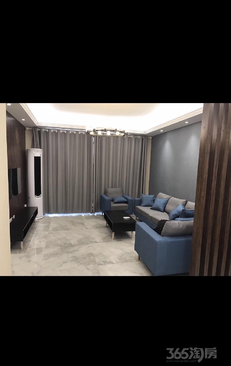 保利罗兰春天3室2厅1卫95平米整租豪华装