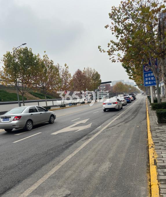 大华锦绣前城实景图