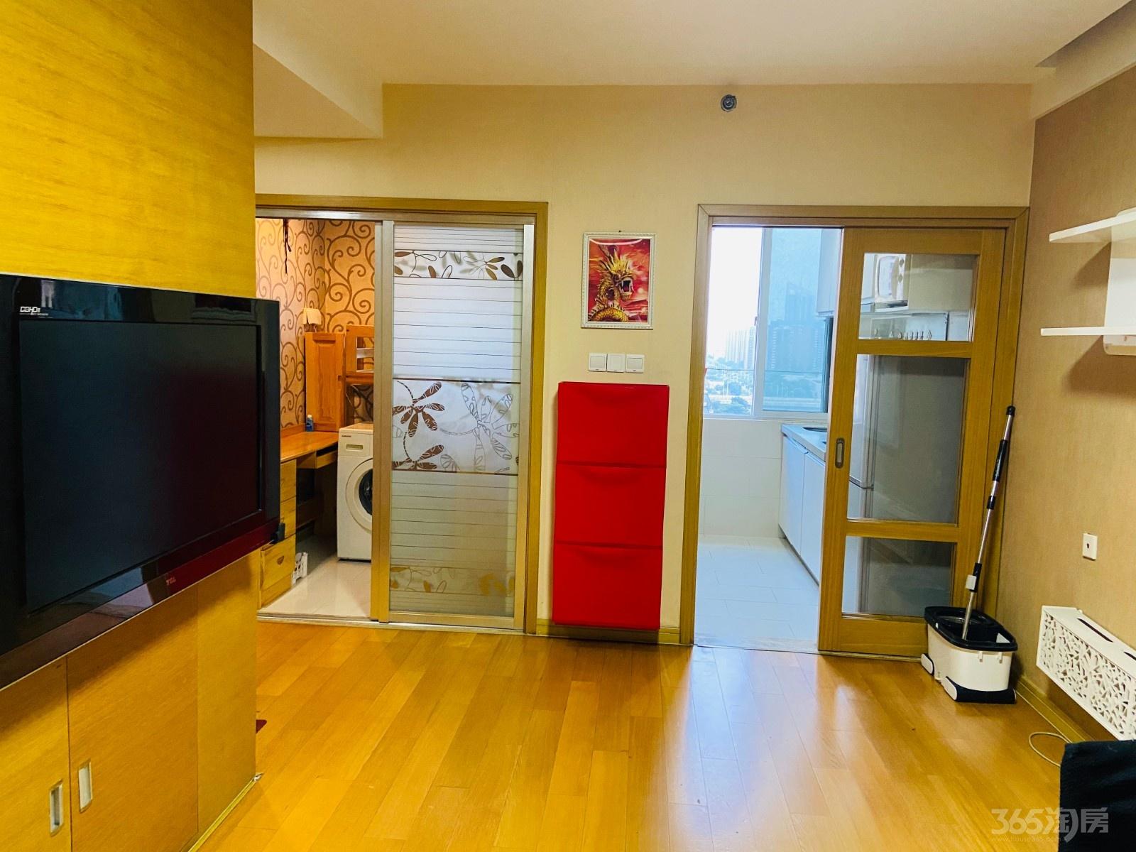 金地名京2室1厅1卫67.26平米整租精装