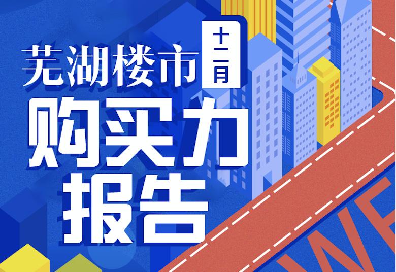 重磅!12月购买力报告出炉,直击芜湖楼市真实热度!