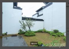 风景区里的家 桃李春风合院 精装修交付 朝南120平花园