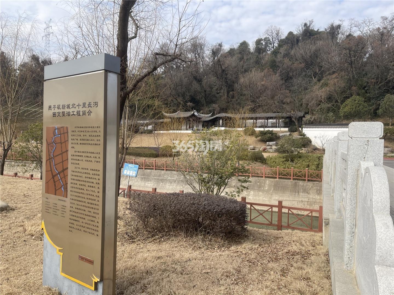 宝能滨江府周边自然风景(1.20)