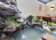 新上五老村神房 三条巷 花园假山鱼池围绕 低均价独一套急售