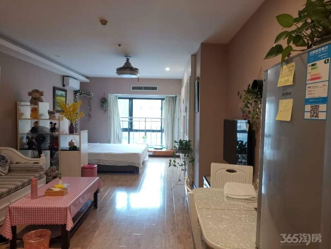三山街地铁 夫子庙商圈 精锐SOHO 精装酒店公寓 高性价比