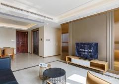 奥南 鲁能公馆 平层性价比高三房两卫 可随时看房