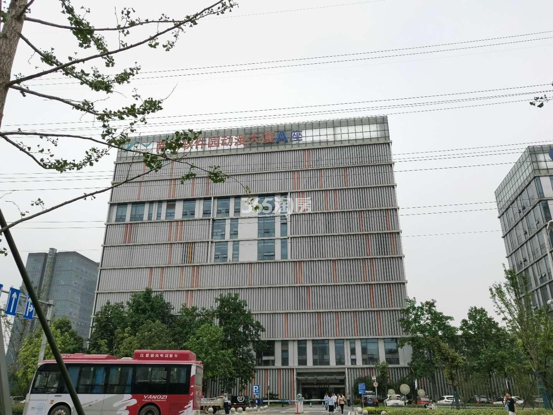龙湖春江悦茗周边产业配套—软件园动漫大厦(8.28)
