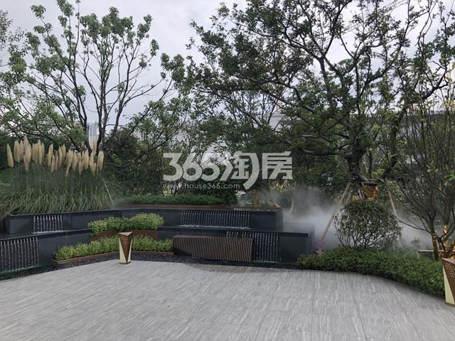 水沐雍荣府实景图