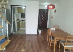 七彩星城幸福里 正规复式 两室两厅 精装修 看房方便
