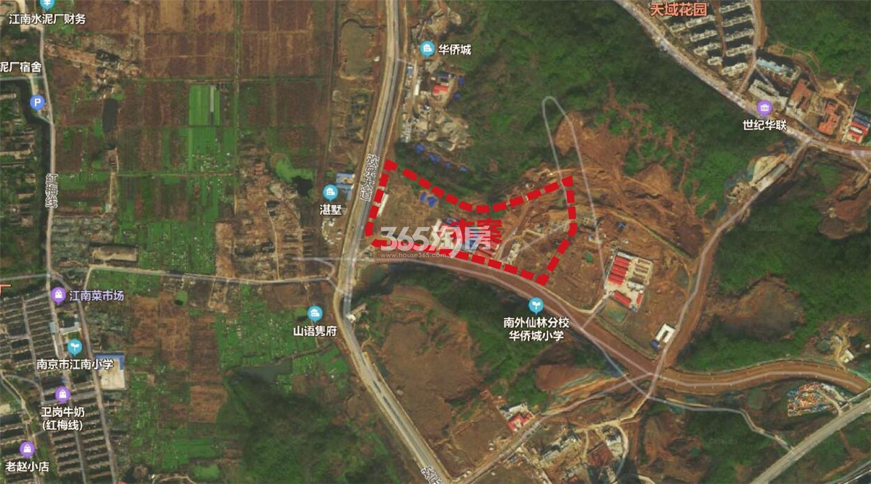 山语境府交通图