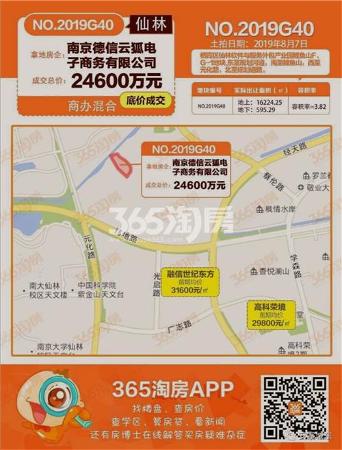 德信云筑荟广场交通图