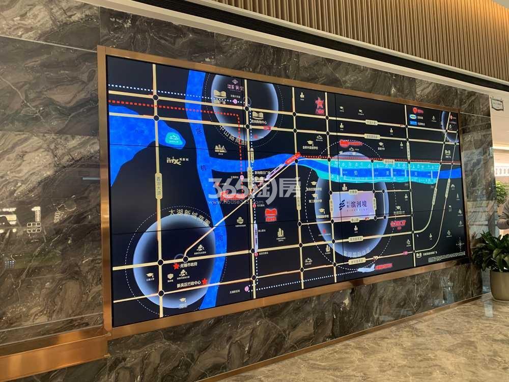 中奥滨河境交通图