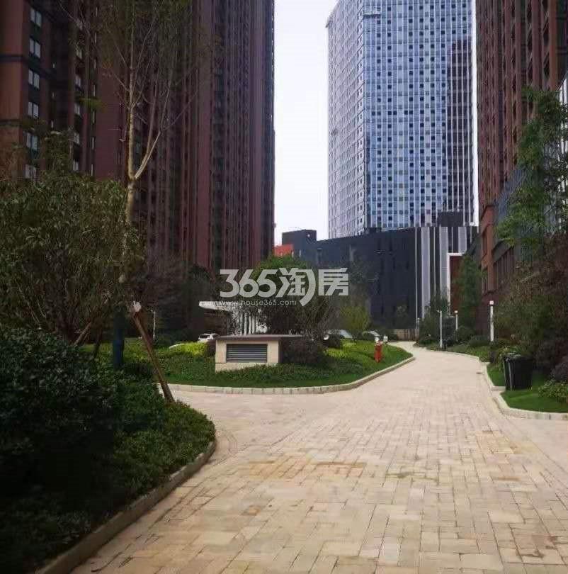 万江共和新城实景图