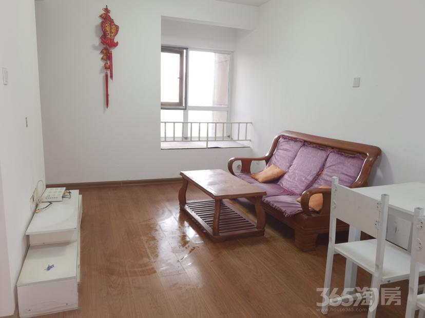 荣盛莉湖春晓2室1厅1卫63平米整租简装