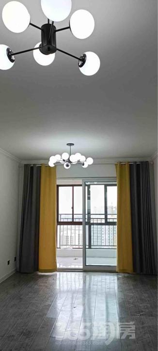 济河未来城3室2厅1卫105平米整租精装