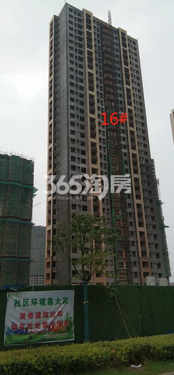 城置万锦城实景图