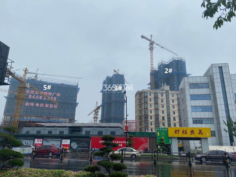 德盈龙华国际广场实景图