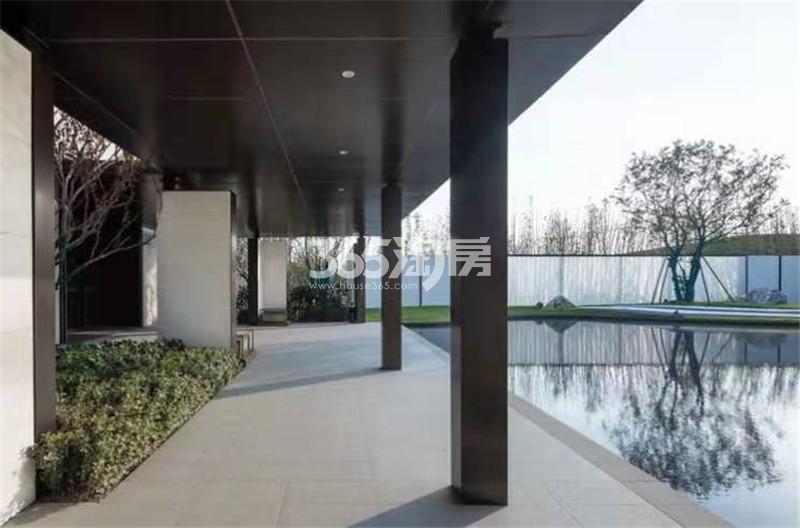 梧桐公馆售楼处外景观图