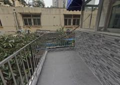 上海路广州路珠江路五台山华侨儿童医院带露台精装修一中心不占