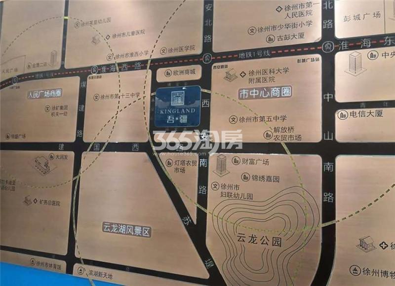 吾疆交通图