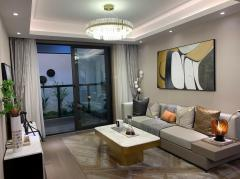 新房直售江北大学城地铁三号线口天街旁精装小三房刚需