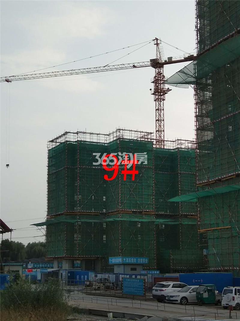 中昂博观实景图