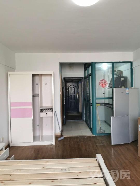 金王府商业街1室1厅1卫55平米整租精装