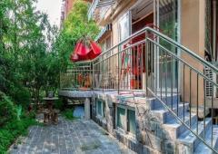 金马郦城 单价低带院子三室 南北通透看房方便